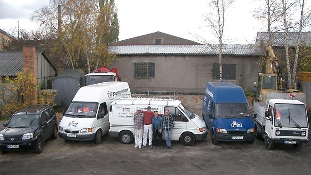 Bauunternehmen Berlin Brandenburg bauunternehmen ralf diewell maurermeister in berlin neubau und